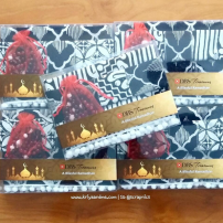 DBS Indonesia sajadah gift set kriyaandme